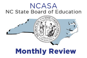 State Board of Education Monthly Review - April 7-8, 2021