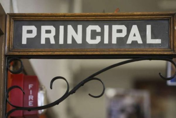 Principal Preparation Program Changes Make Headway in N.C. House
